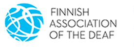 association of the deaf logo